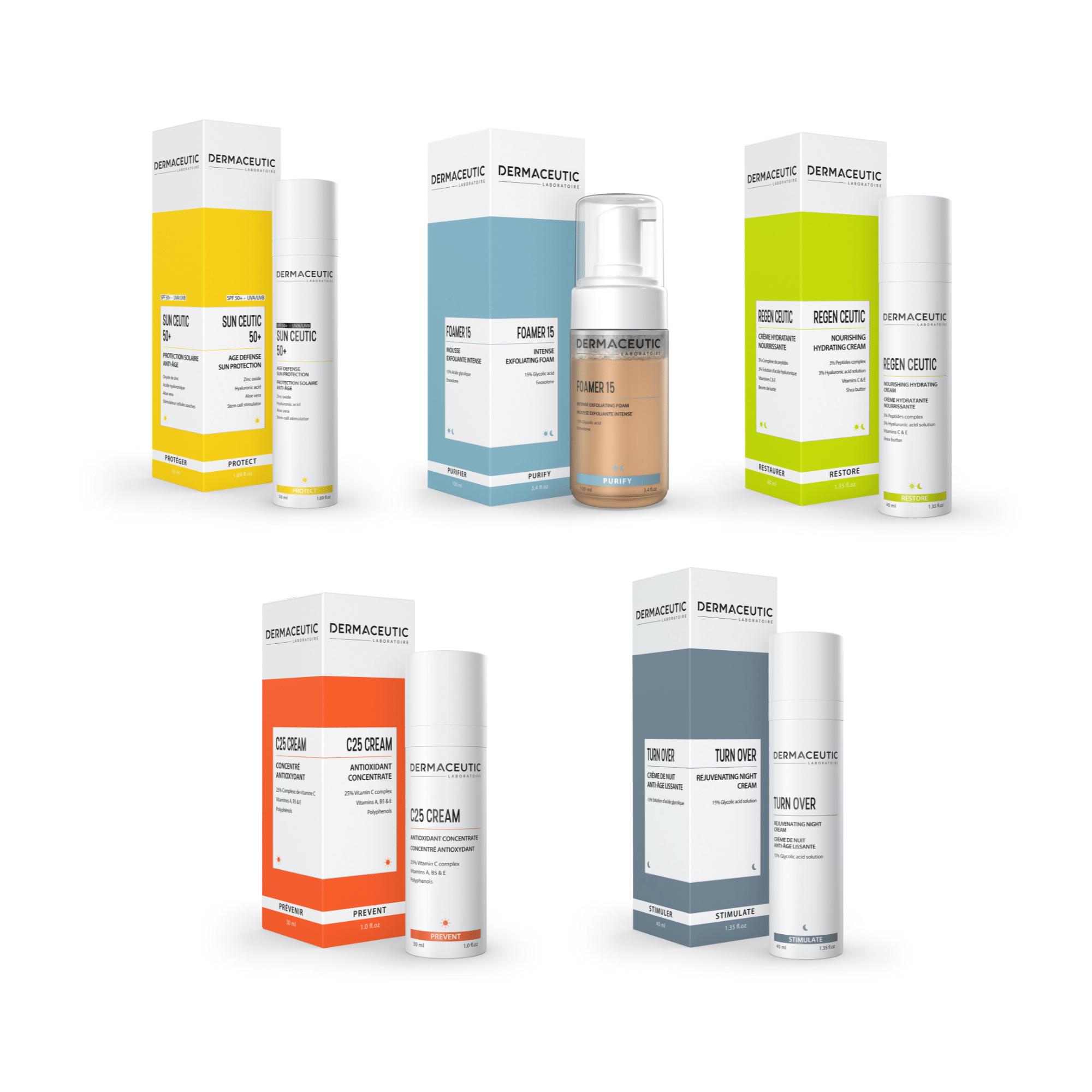Dermaceutic Incentive-Kit-Age-Defense