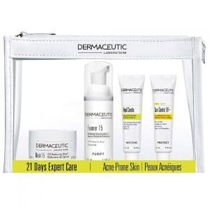 Dermaceutic 21 Days Expert Care Kit - Acne-Prone Skin
