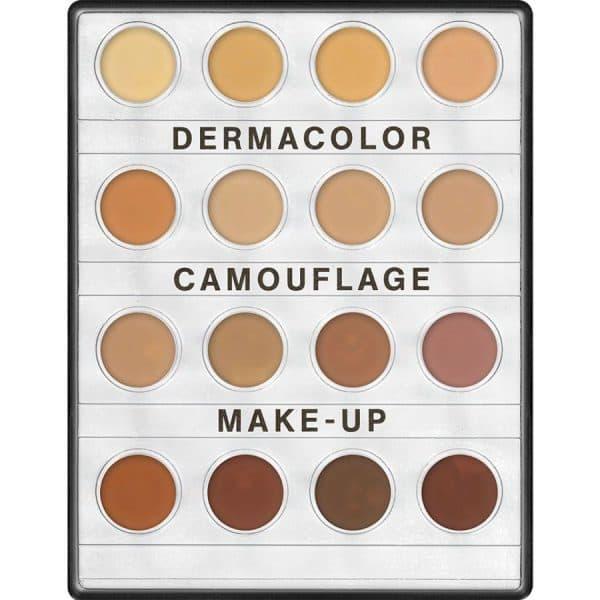 Dermacolor Minipalet 16 kleuren