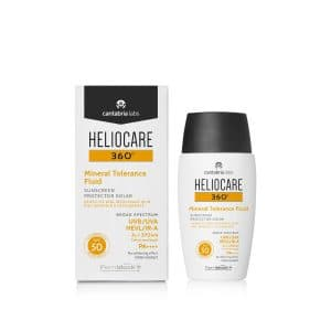 Heliocare 360° Mineral Tolerance Fluid SPF 50