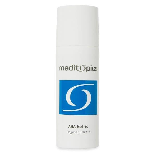Meditopics AHA Glycolzuur gel 10%