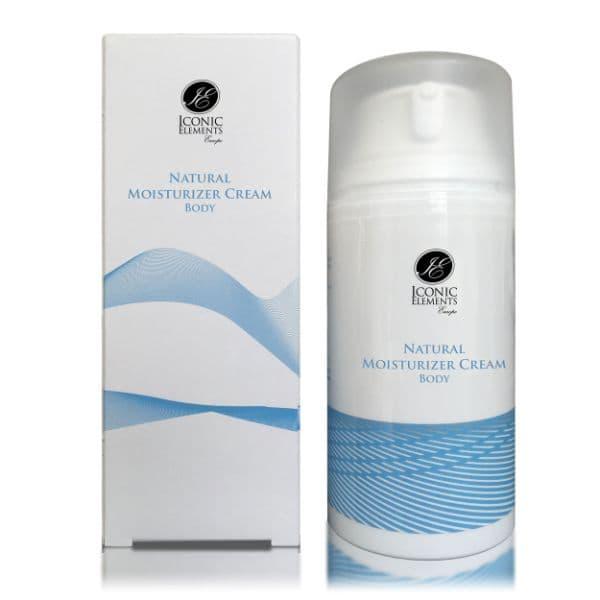 Iconic Elements Natural Moisturizer Cream Body
