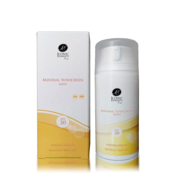 Iconic Elements Mineral Sunscreen SPF30 Body