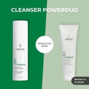 Cleanser Powerduo - Sensitive Skin