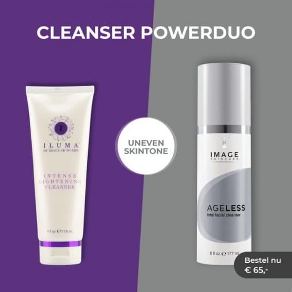Cleanser Powerduo - Uneven Skintone